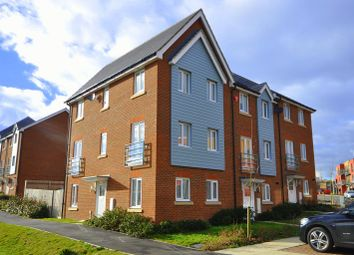 Thumbnail 4 bed town house for sale in Furness Close, Furness Road, Eastbourne