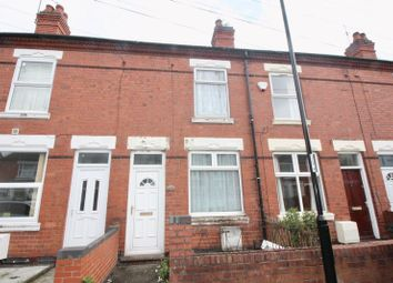 Thumbnail 3 bed terraced house for sale in St. Georges Road, Coventry
