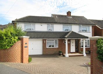 Thumbnail 4 bed detached house for sale in Ghyllside Way, Hastings, East Sussex
