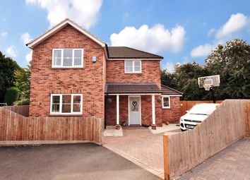 Thumbnail 3 bed detached house for sale in Abbey Close, Aslockton