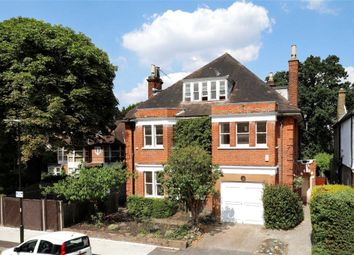 Thumbnail 8 bed detached house for sale in Murray Road, Wimbledon Village