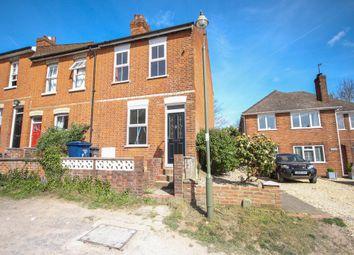 Thumbnail 3 bedroom end terrace house to rent in Hillside Lane, Farnham, Surrey