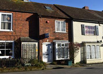 Thumbnail 2 bedroom terraced house for sale in Church Street, Sturminster Newton
