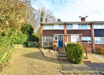 Thumbnail 3 bed end terrace house for sale in Wheatcroft Drive, West End, Southampton