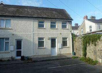 Thumbnail 1 bedroom cottage to rent in North Parade, Carmarthen