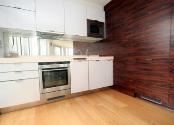 Thumbnail 1 bedroom flat for sale in Ontario Tower, London