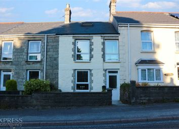 Thumbnail 2 bed terraced house for sale in Fore Street, Bugle, St Austell, Cornwall