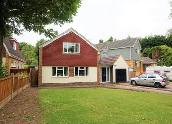 Thumbnail 4 bed detached house for sale in Spekes Road, Gillingham