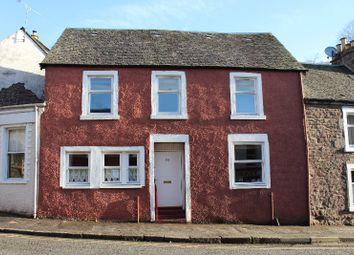 Thumbnail 3 bed terraced house for sale in High Street, Dunblane, Dunblane
