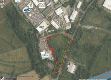 Thumbnail Land to let in Land, Nash Mead, Queensway Meadows Ind Estate, Newport