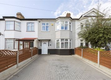 Thumbnail 3 bed terraced house for sale in Southdown Road, Hornchurch