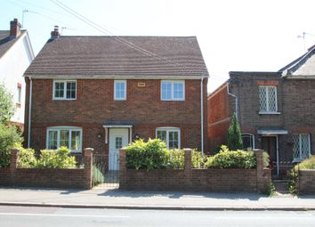 Thumbnail 4 bed detached house for sale in London Road, Aston Clinton, Aylesbury