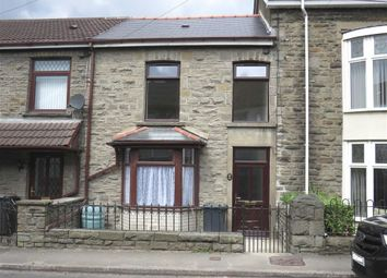 Thumbnail 4 bed terraced house to rent in Glancynon Terrace, Abercynon, Mountain Ash