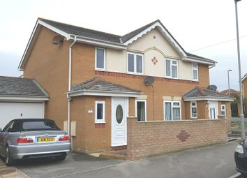 Thumbnail 3 bed semi-detached house for sale in Kiln Terrace, Chickerell, Weymouth