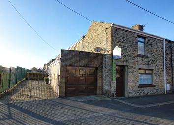 Thumbnail 3 bed terraced house for sale in Wear Street, Tow Law, Bishop Auckland