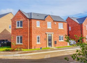Thumbnail 3 bedroom detached house to rent in Angelica Grove, Houghton Conquest