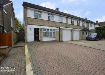 Thumbnail 4 bed semi-detached house for sale in Little Bushey Lane, Bushey, Hertfordshire