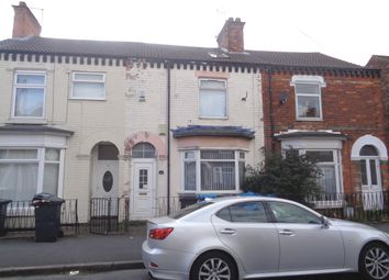 Thumbnail 5 bed terraced house for sale in Worthing Street, Hull