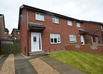 Thumbnail 3 bedroom semi-detached house for sale in Colintraive Crescent, Hogganfield, Glasgow