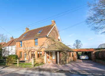 5 bed detached house for sale in Muddles Green, Chiddingly, Lewes BN8