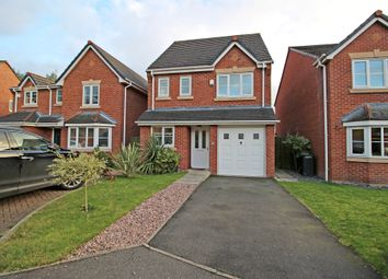 Thumbnail 4 bed detached house for sale in Portland Drive, Winsford