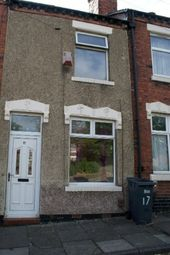 Thumbnail 3 bed terraced house to rent in St Pauls Street, Longport, Stoke-On-Trent