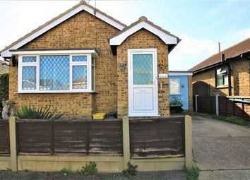 Thumbnail 1 bed detached bungalow for sale in Maurice Road, Canvey Island, Essex