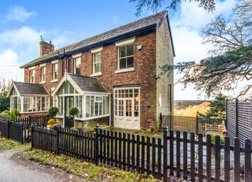 Thumbnail 4 bed semi-detached house to rent in Squirrel's Jump, Alderley Edge