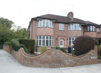 Thumbnail 5 bed semi-detached house for sale in Linkside, London