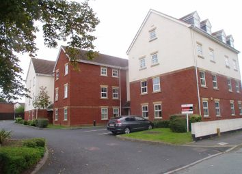 Thumbnail 2 bed flat to rent in Park Street, Cannock