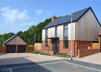 Thumbnail 5 bed detached house for sale in Riverside Rise, Allington, Salisbury, Wiltshire