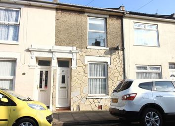 Thumbnail 2 bed terraced house for sale in Penhale Road, Portsmouth