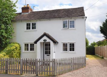 Thumbnail 2 bed semi-detached house for sale in School Lane, Ford, Shrewsbury