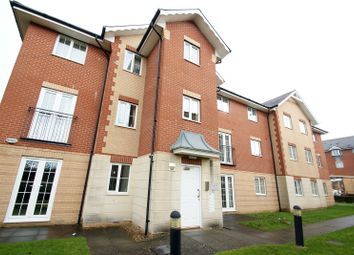Thumbnail 1 bed flat to rent in Seager Drive, Cardiff