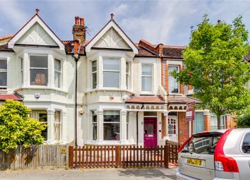 Thumbnail 4 bed terraced house to rent in Sutherland Gardens, East Sheen, London