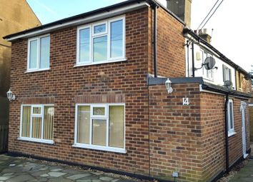 Thumbnail 3 bed semi-detached house for sale in Church Road, Crockenhill, Swanley