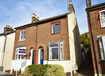 Thumbnail 2 bed semi-detached house for sale in Kirtle Road, Chesham
