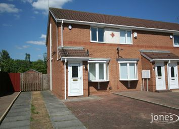 Thumbnail 2 bed semi-detached house to rent in St Johns Close, Stockton On Tees