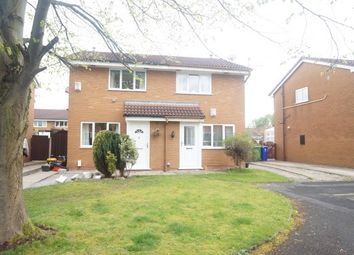 Thumbnail 2 bed property to rent in Denshaw Close, Burnage