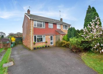 Thumbnail 3 bed semi-detached house for sale in Greenfields Road, Horsham, West Sussex