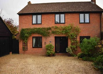 Thumbnail 4 bed detached house for sale in Saxon Way, Lychpit, Basingstoke