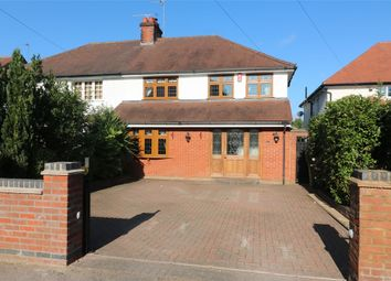 Thumbnail 4 bedroom semi-detached house to rent in Churchfields, Broxbourne, Hertfordshire