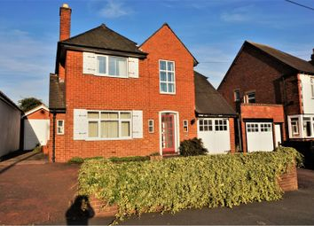 Thumbnail 3 bed detached house for sale in Birmingham Road, Great Barr