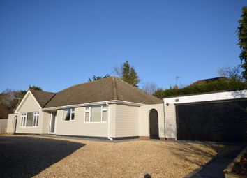3 bed detached bungalow for sale in The Verne, Church Crookham, Fleet, Hampshire GU52