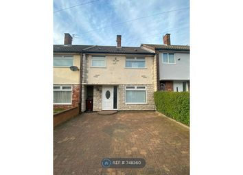 Thumbnail 3 bed terraced house to rent in Montgomery Road, Huyton, Liverpool