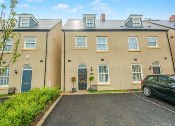 Thumbnail 4 bedroom semi-detached house for sale in Trem Y Coed, St. Fagans, Cardiff