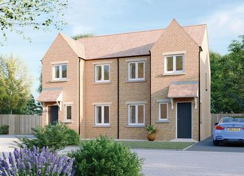 3 bed semi-detached house for sale in Hawthorne Meadows, Chesterfield Rd, Barlborough S43