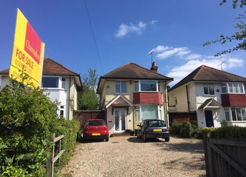 Thumbnail 4 bed detached house for sale in Twyford, Berkshire