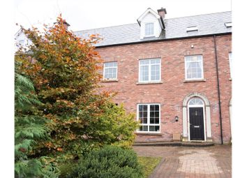 Thumbnail 5 bed town house for sale in The Salmon Leap, Coleraine