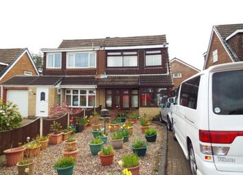 Thumbnail 3 bed semi-detached house for sale in Lockerbie Place, Wigan, Greater Manchester